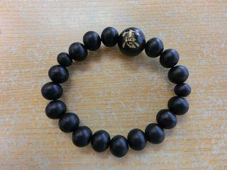 数珠 黒檀